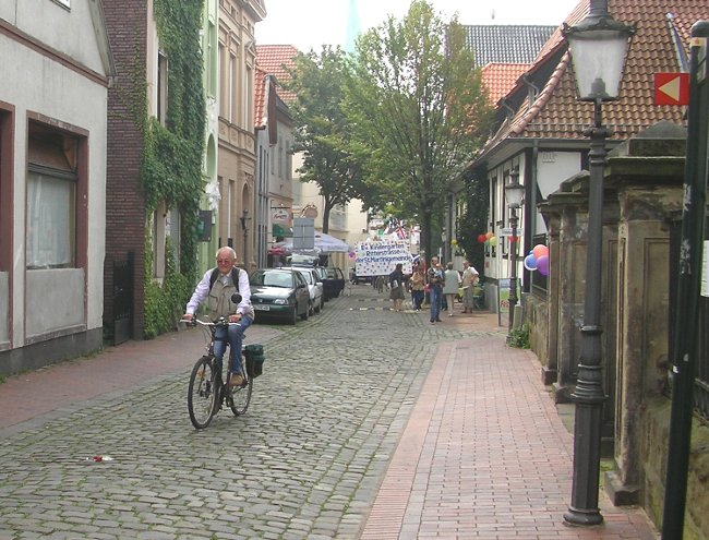 Foto: Ritterstrasse, Obere Altstadt