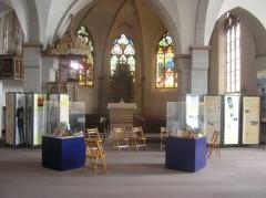 Foto: Innenaufnahme der Offenen Kirche St. Simeonis
