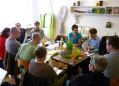 Treffen der Essbare Stadt-Engagierten