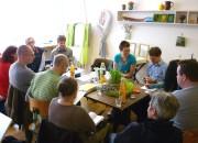 Arbeitstreffen am 15. April 2013 .. Foto: Detlef Müller