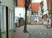 In der Ritterstrasse sind noch viele historische Gebäude zu finden