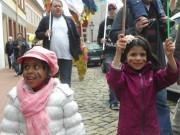 Zwei Kiddies von der Kita-Ritterstrasse