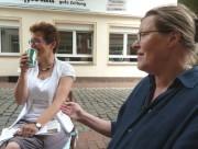 Bettina Fuhg (links) und Brunhild Wagner