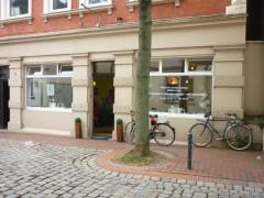 Im Haus Nr. 13 an der Ritterstrasse finden die Initiativentreffen statt.