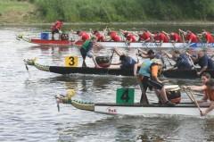 Beim Weserdrachencup 2012