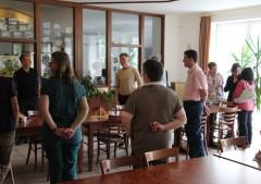 Das Netzwerk BOA-Treffen im Juli 2013 beim Club 74