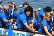 Stefan Pultke, ein Drachenboot-Urgestein