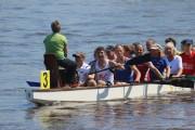 Das Boot «Mischgemüse» liegt am Start