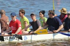 Im Drachenboot