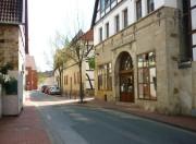 Das Café Klee ist in einem schönen Altstadtgebäude untergebracht