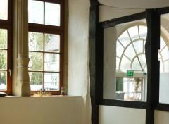 Der hintere Bereich des Café Klee an der Königstrasse