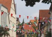 Die Umradstrasse während des Altstadtfestes