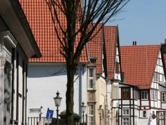 Fachwerkhäuser in der Ritterstrasse