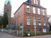Pfarrhaus und Simeoniskirche