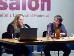 Christa Müller spricht