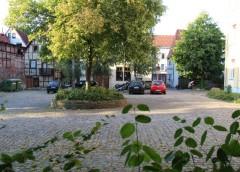 Platz an der Fröbelstraße