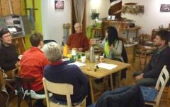 Essbare Stadt-Treffen im Februar 2014