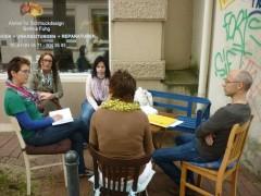 Erstes Draußen-Treffen 2014