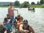 Drachenbootsverkehr