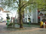 Der Kaak mit Blick in  Richtung Obermarktstraße