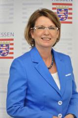 Die hessische Umweltministerin Priska Hinz