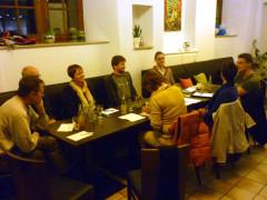 Erste Mitgliederversammlung